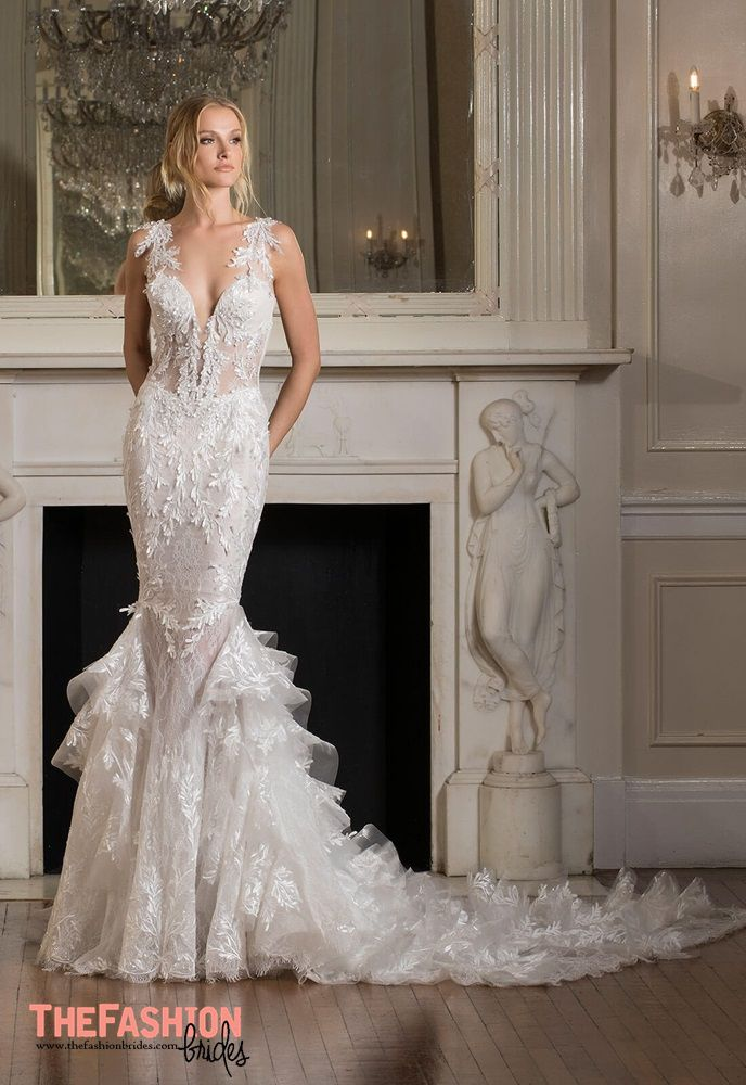 Pnina Tornai, Israel\'s leading bridal designer collection adds her ...