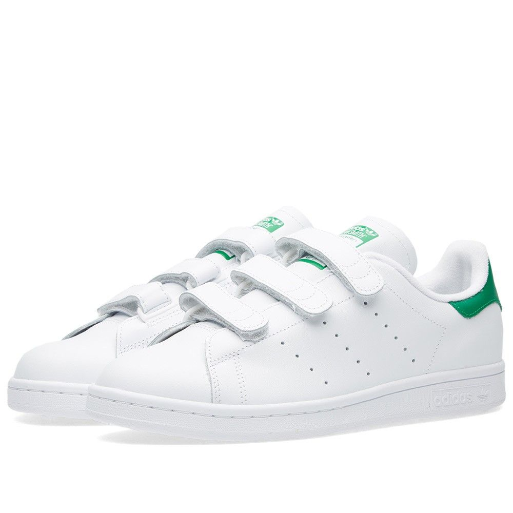 First debuting in 1971 as a tennis all-star sneaker, the adidas Stan Smith