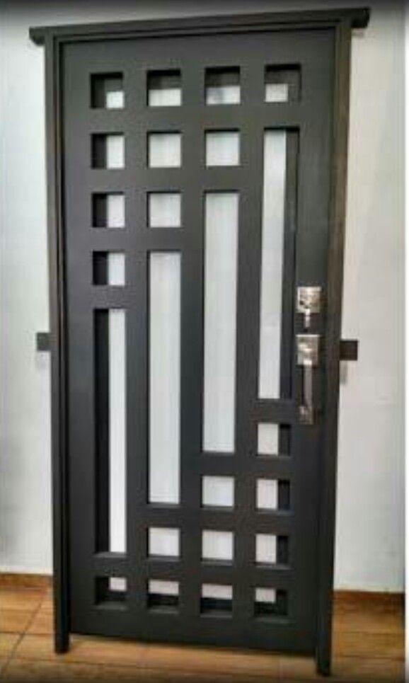 Pin De Rolland Denham En Casas Estructuras Ideas Puertas De Acero Diseno De Puerta De Hierro Acabados De Techo