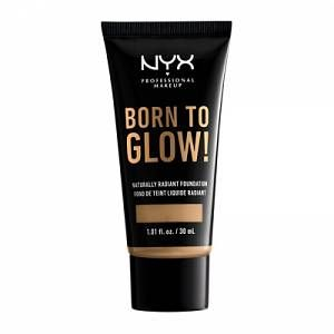 NYX Professional Makeup Born To Glow Naturally Radiant Foundation 30ml