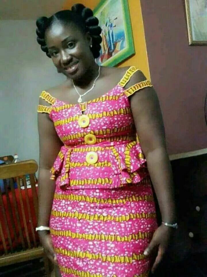 Pin de Pauline Oboigbator en Fashion | Pinterest | Moda africana ...
