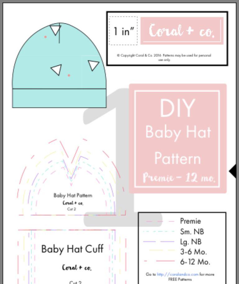 Hat Patterns To Sew, Sewing Patterns, Baby Hats, Flannel, Flannels, Factory 497bf960d4e