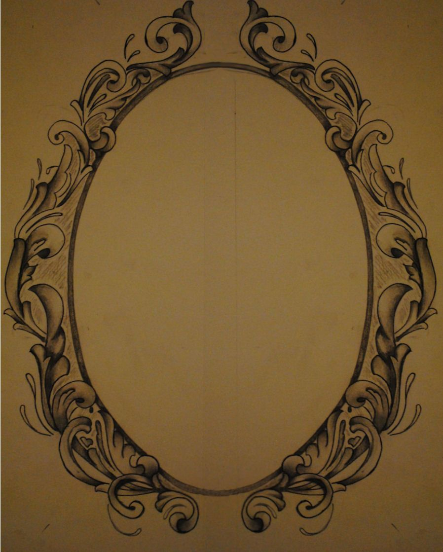 Filigree Frame - Incomplete by KrisHanson.deviantart.com ...