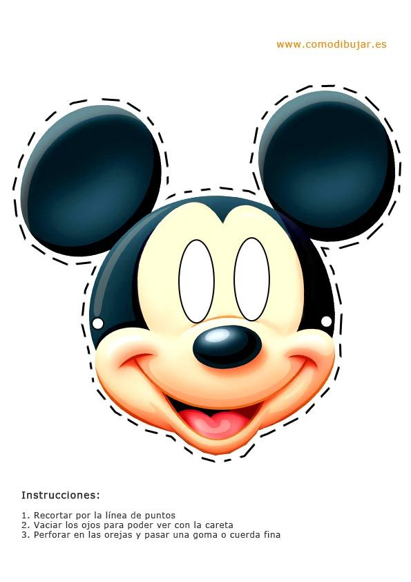 mickey mouse number # two | De Cumpleanos Para Imprimir Tarjetas ...