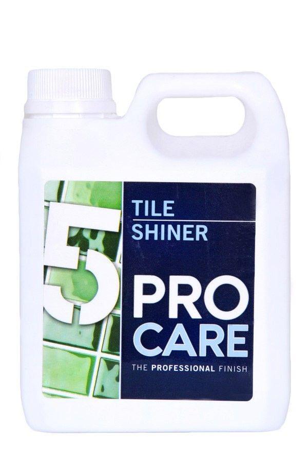 Pro Care Tile Shiner 1l Ctm Keep It Clean Pinterest Tile