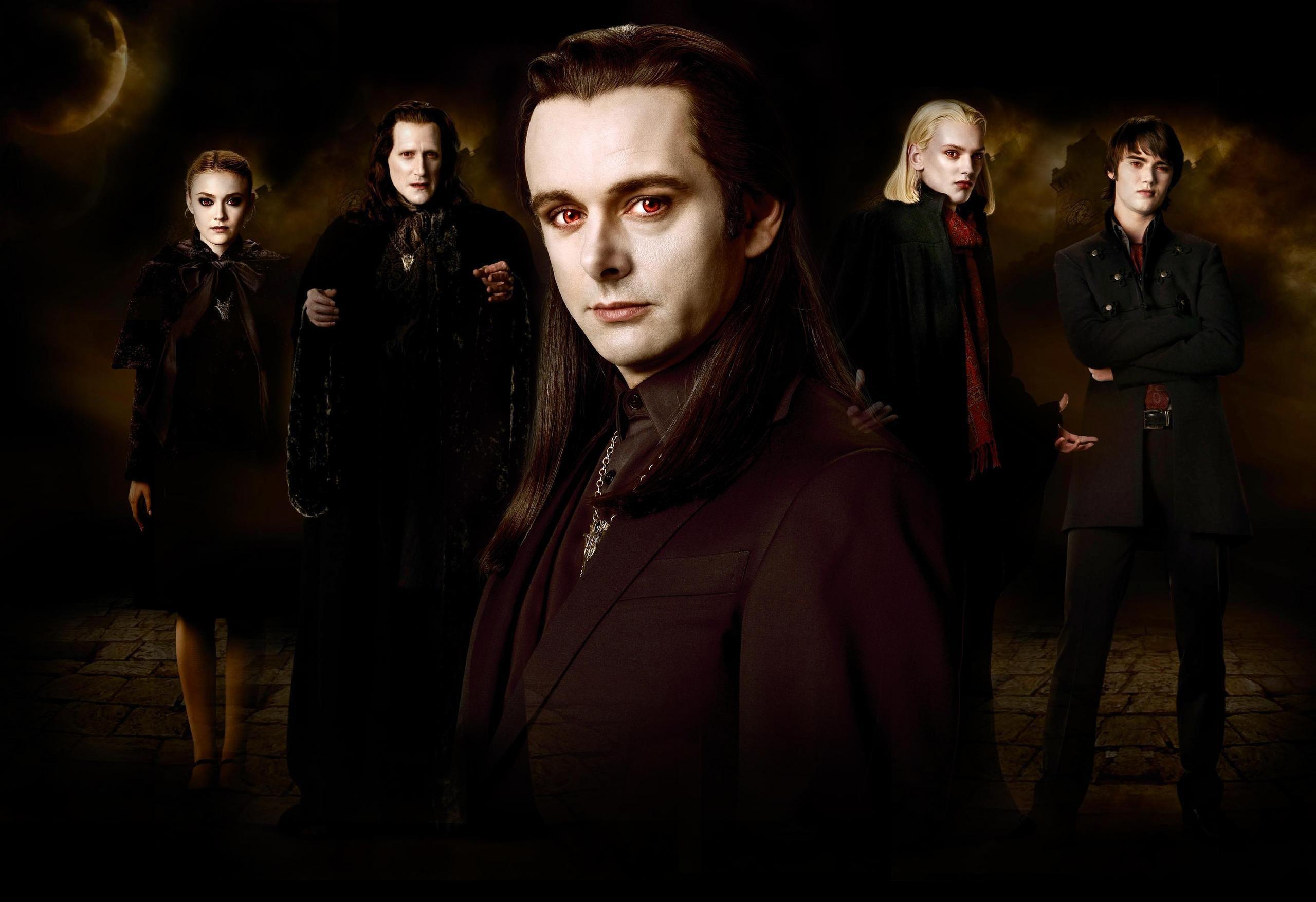 Aro and the Volturi Coven | The Volturi in 2019 | Twilight