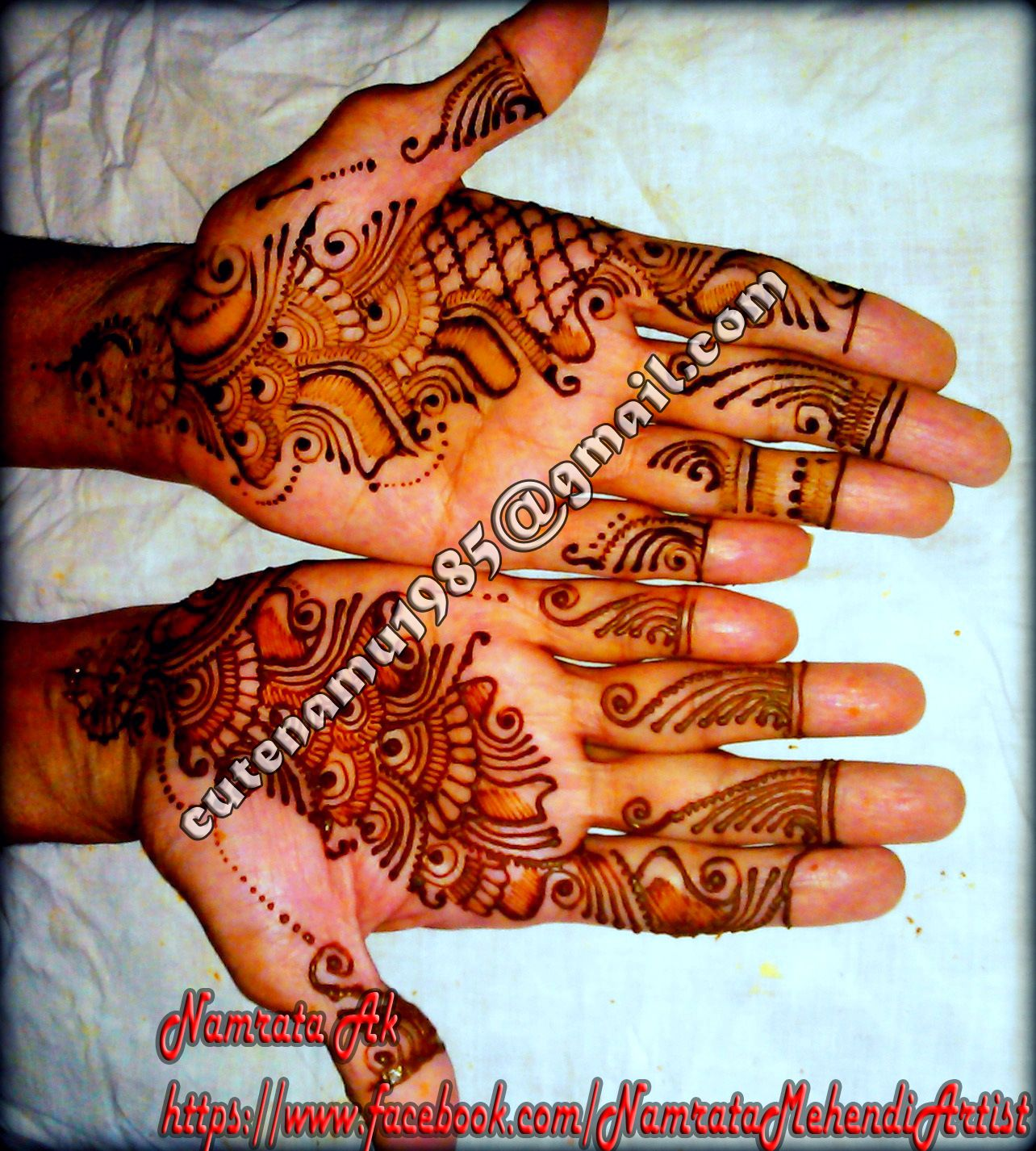 Mehendi for All :)