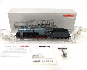 Märklin Dampflok Digital 37059 Spur H0