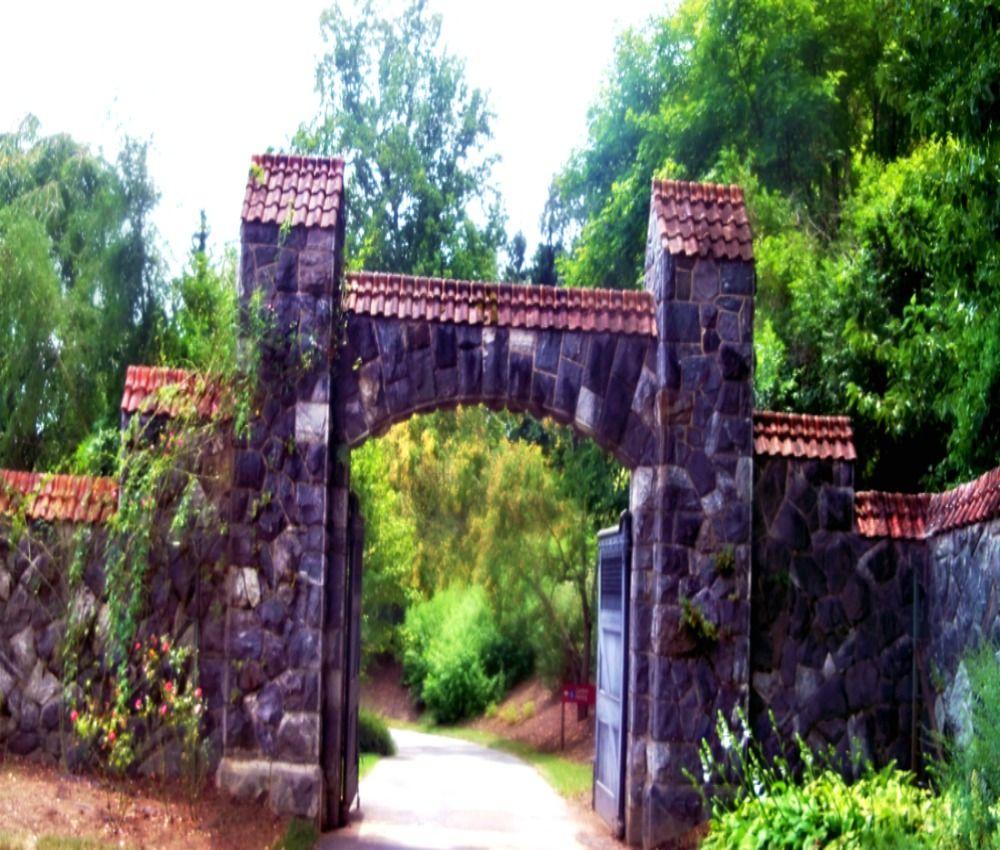 Biltmore Estates Copper Arch Drive