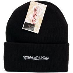 Photo of Winter Cap Mitchell & Ness Nhl Team Logo Cuff Knit Beanie Mitchell & Ness