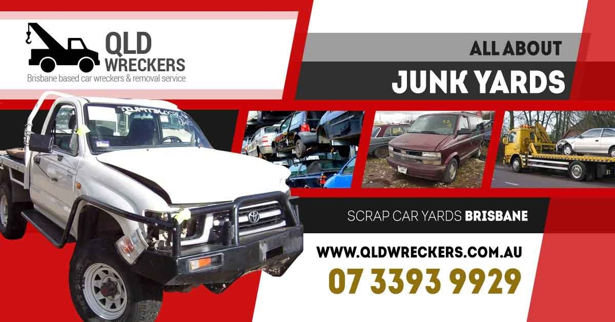Junkyards Near Brisbane Who Buy Cars (With images