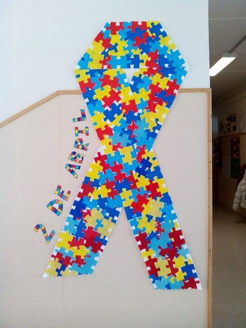 Mural autismo