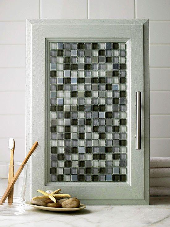Easy Cabinet Updates Buy Tile Kitchen Doors And Brown Beige