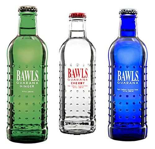 Bawls Guarana Energy Drinks 6 10oz Glass Bottles 3 Flavor Variety Pack More Info Could Be Found At The Image Url Energy Drinks Flavor Variety Drinks