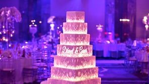 projection wedding cake - Google Search