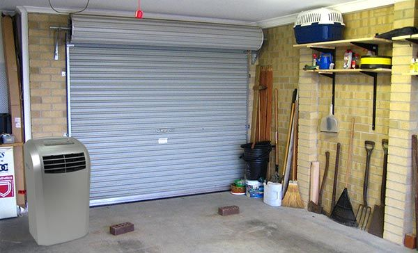 Why You Could But Shouldn T Use A Garage Air Conditioner