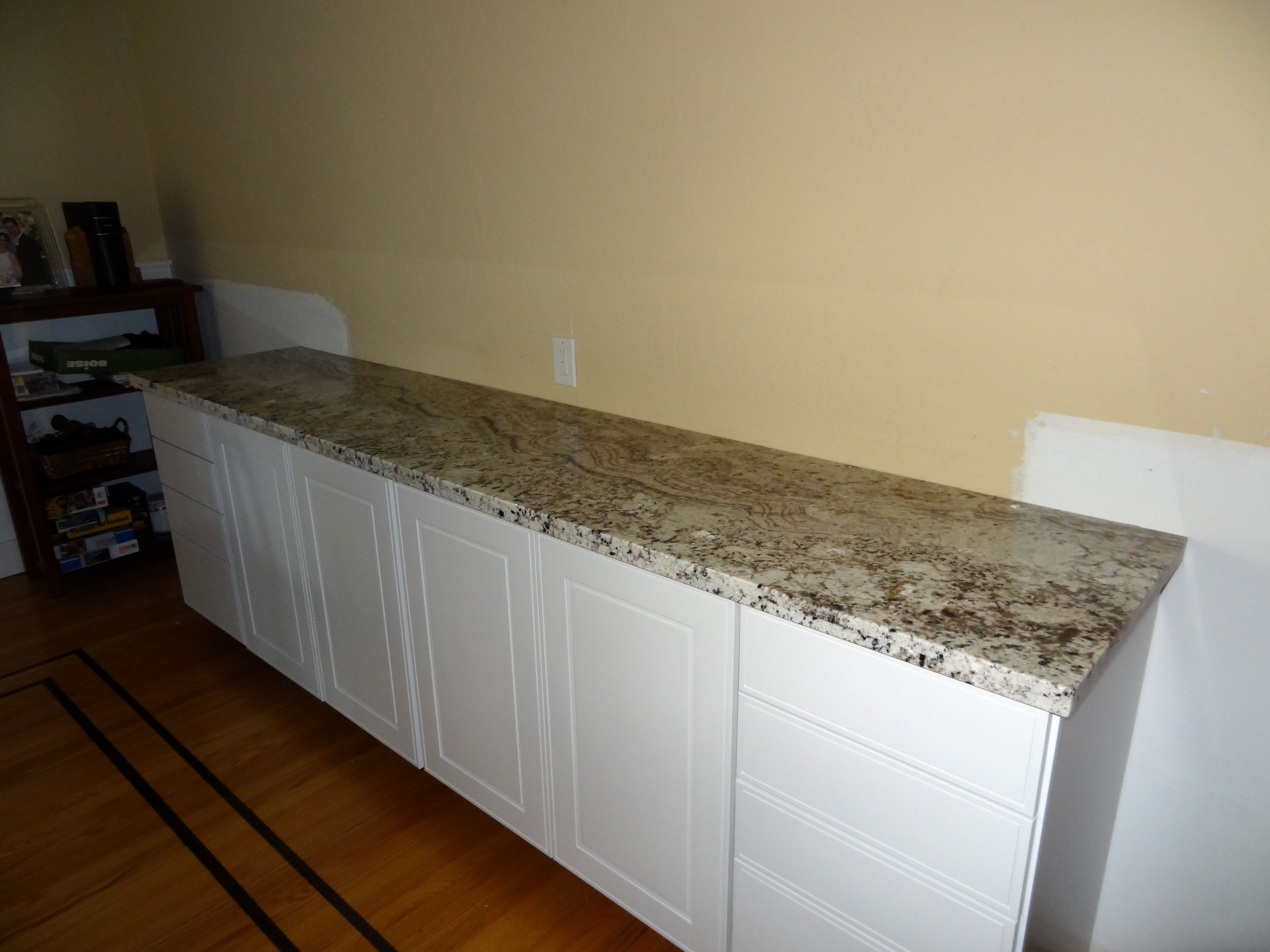 Building Kitchen Wall Cabinets Fauct Built In Buffet Dining Room Base