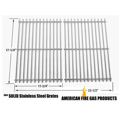 Heavy Duty Stainless Steel Cooking Grids Replacement Weber Genesis Silver B,C...