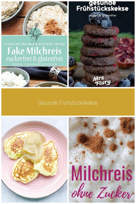 Fake Milchreis mit Quinoa Rezept. Gesund, glutenfrei, zuckerfrei, Clean Eating durch P