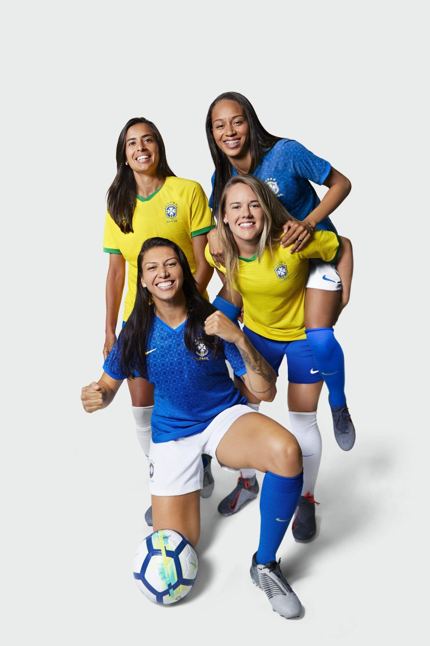 Nike dévoile ses maillots pour la Coupe du Monde féminine