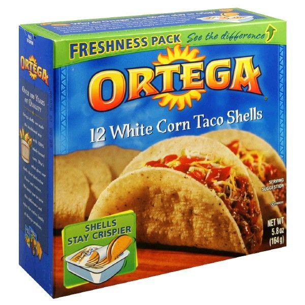 Ortega Taco Shells Only .50¢ at ShopRite (starts 4/23)