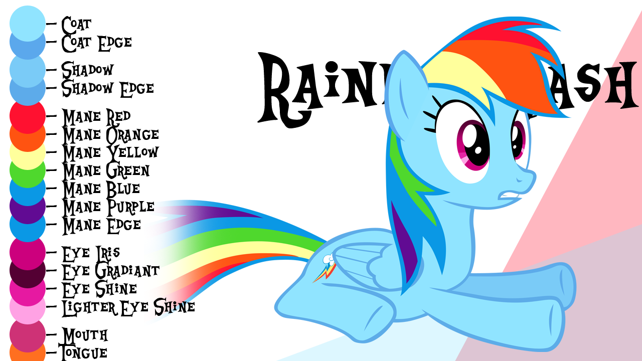 Rainbow Dash Coloring Pages Png 900 1 119 Pixels With Images