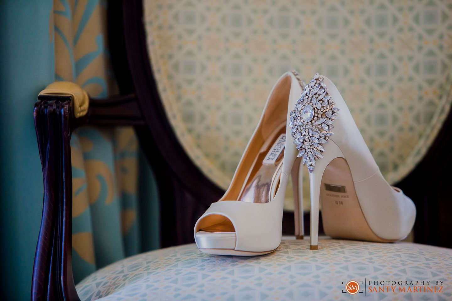 Wedding - The Ritz Carlton in Coconut Grove - Photography by Santy Martinez