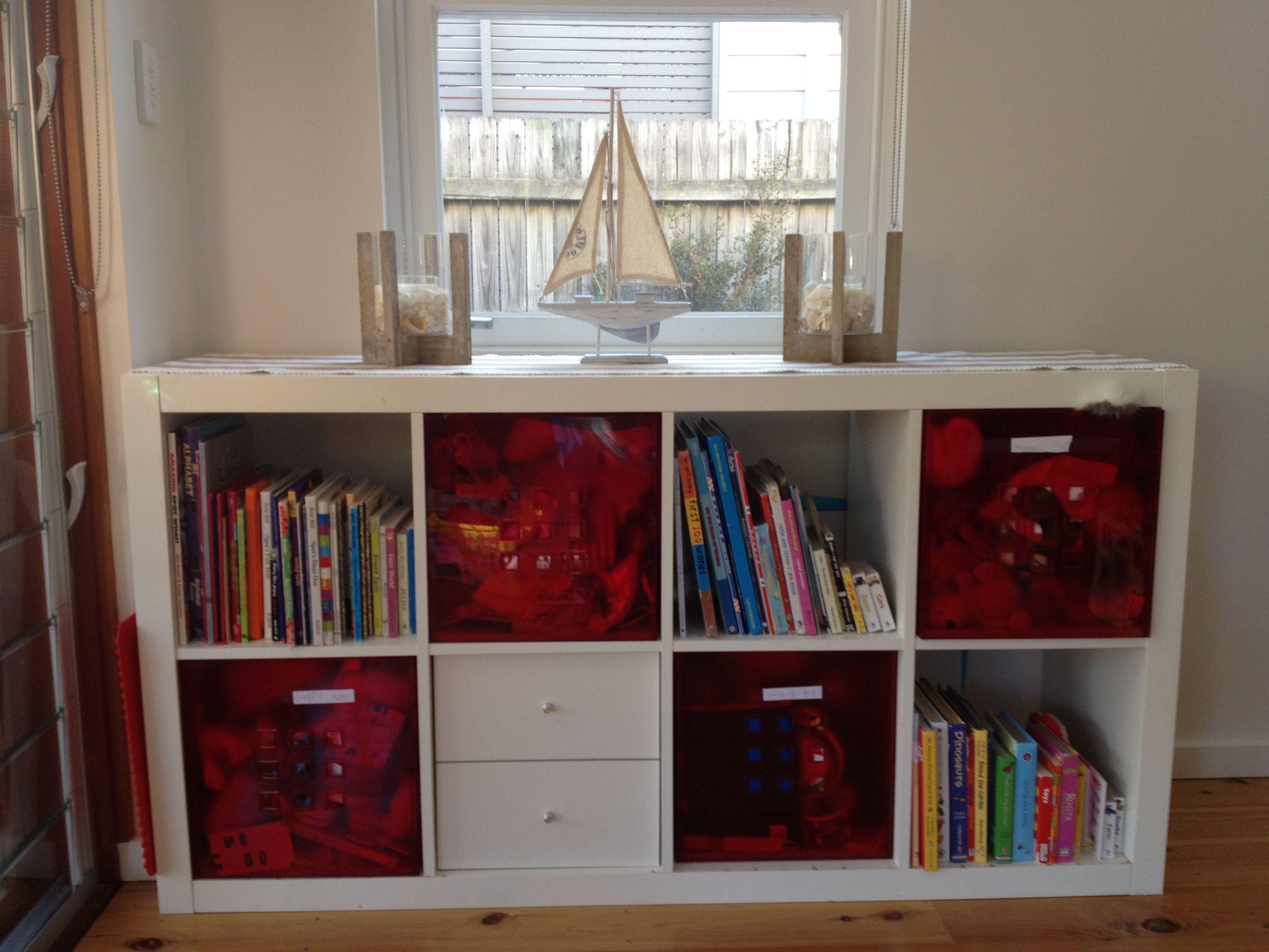 Merveilleux Ikea Expedit Toy Storage