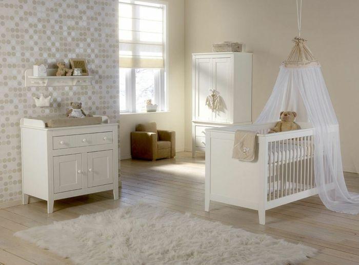Baldachin babyzimmer ~ Baldachin kinderzimmer hängend dekoriert sterne kinderzimmer