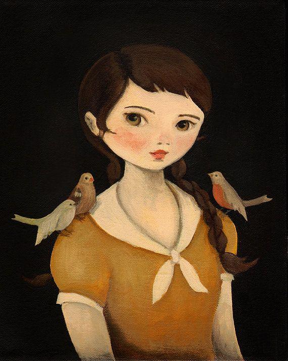 """Ava"" by Emily Winfield Martin"