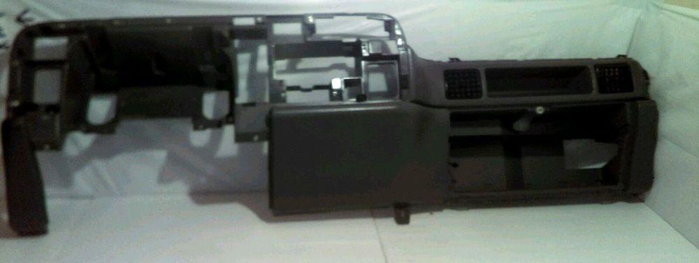 1994 1997 Dodge Ram 1500 2500 3500 Dash Core Frame Center Mount Deck Cap Face Pinboard Trucks