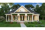 Slab Foundation Home Plans