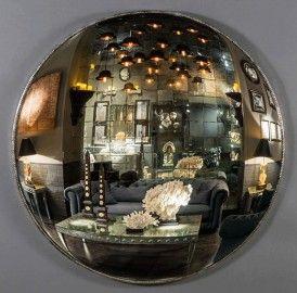 grand miroir sorciere de 120 cm de