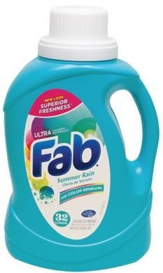 Hot 2 Free Bottles Of Fab Laundry Detergent At Family Dollar