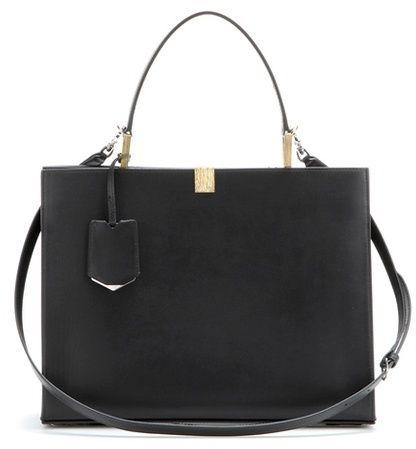 Balenciaga Le Dix Cabas Leather Tote - $1,695.00