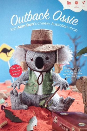 Alan Dart Knitting Pattern for Outback Ossie in Crafts | eBay