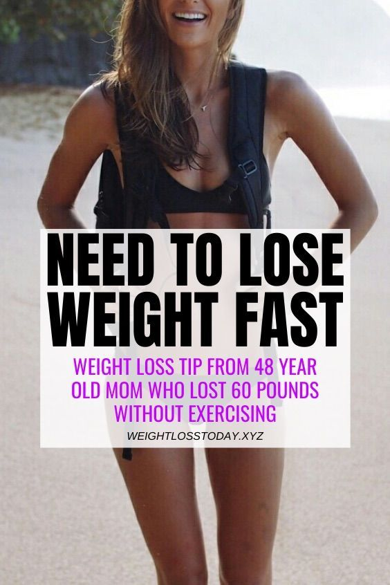 Weight Loss Plan That Works. 48 Year old woman Loses 60 Pounds Without Dieting Or Exercising | diet...