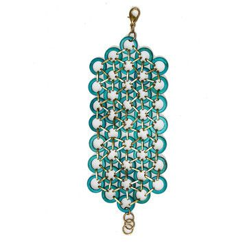 Fab.com Pop-Up Shop: Coconut Bracelet Turquoise