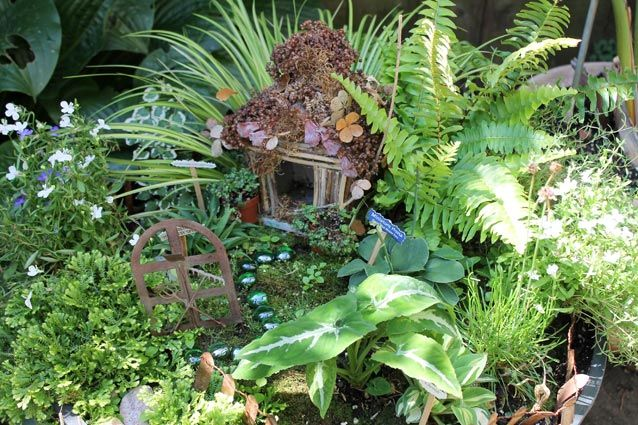 17 Best images about Child Care Fairy Gardens on Pinterest