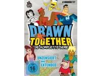 Drawn Together - Die komplette Serie [6 DVDs] (DVD) #Ciao