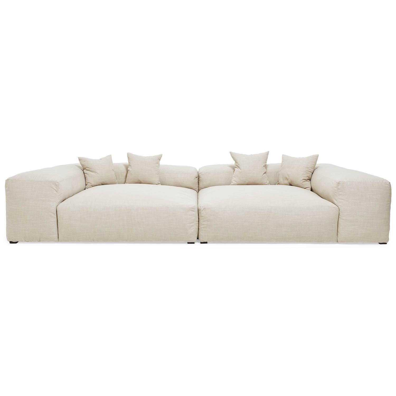 Abc Carpet And Home Edith Ann Sectional Sofa Apt Deco