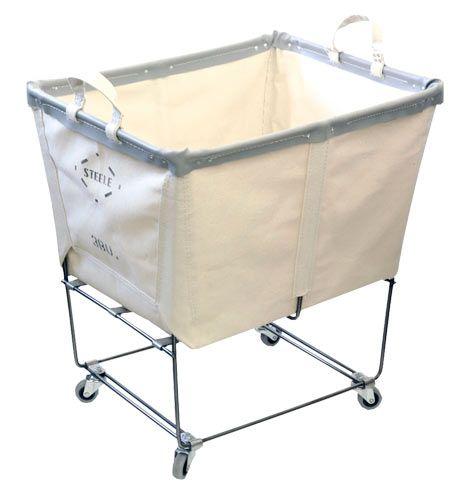Large Steele Canvas Laundry Bin Laundry Bin Laundry Chute