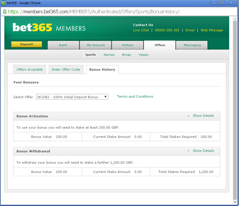 How To Withdraw Money From Bet365 To Bank Account