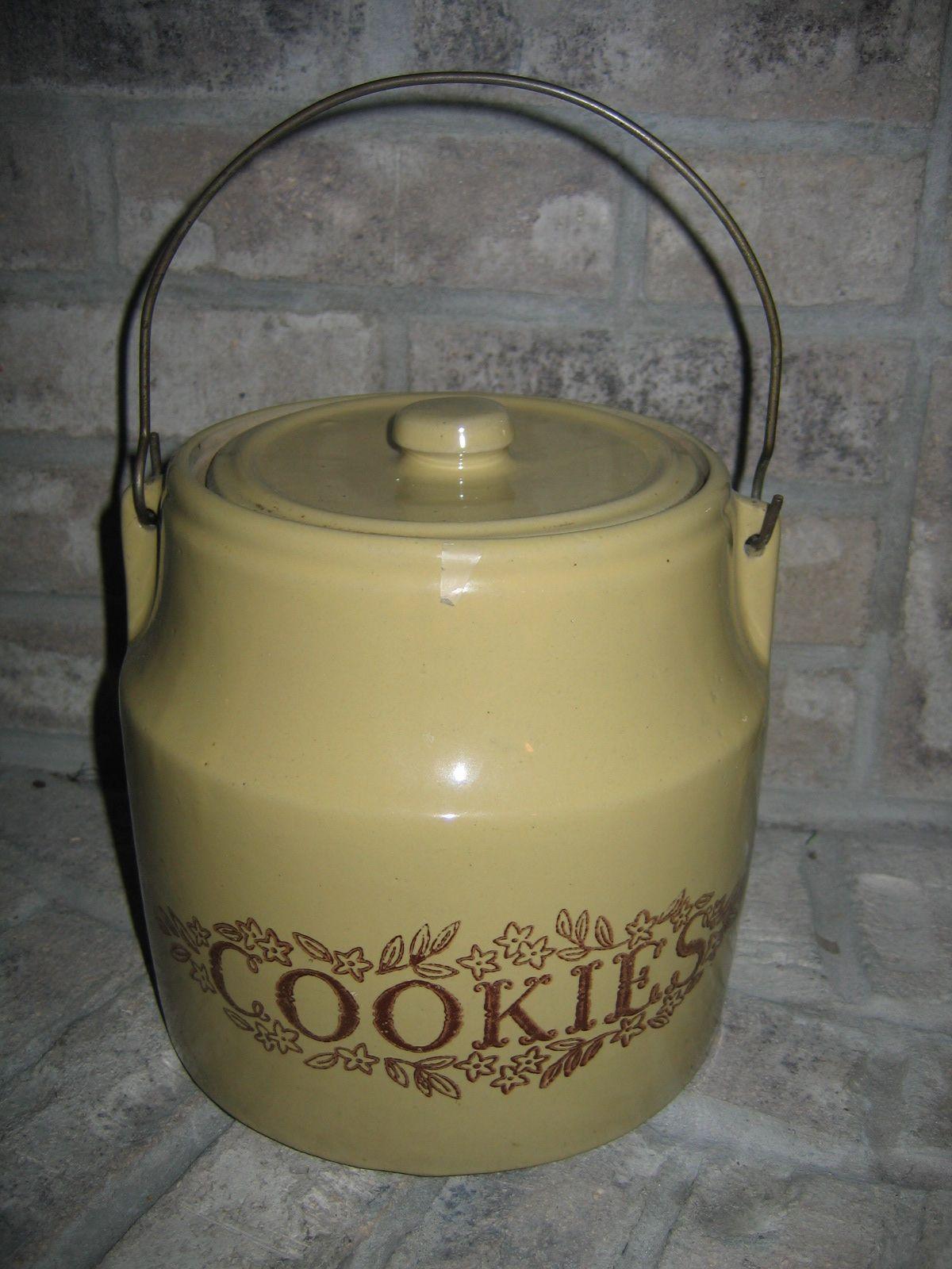 Vintage Cookie Jars For Sale Vintage Cookie Jars For Sale  Vintage Monmouth Il Stoneware Pottery