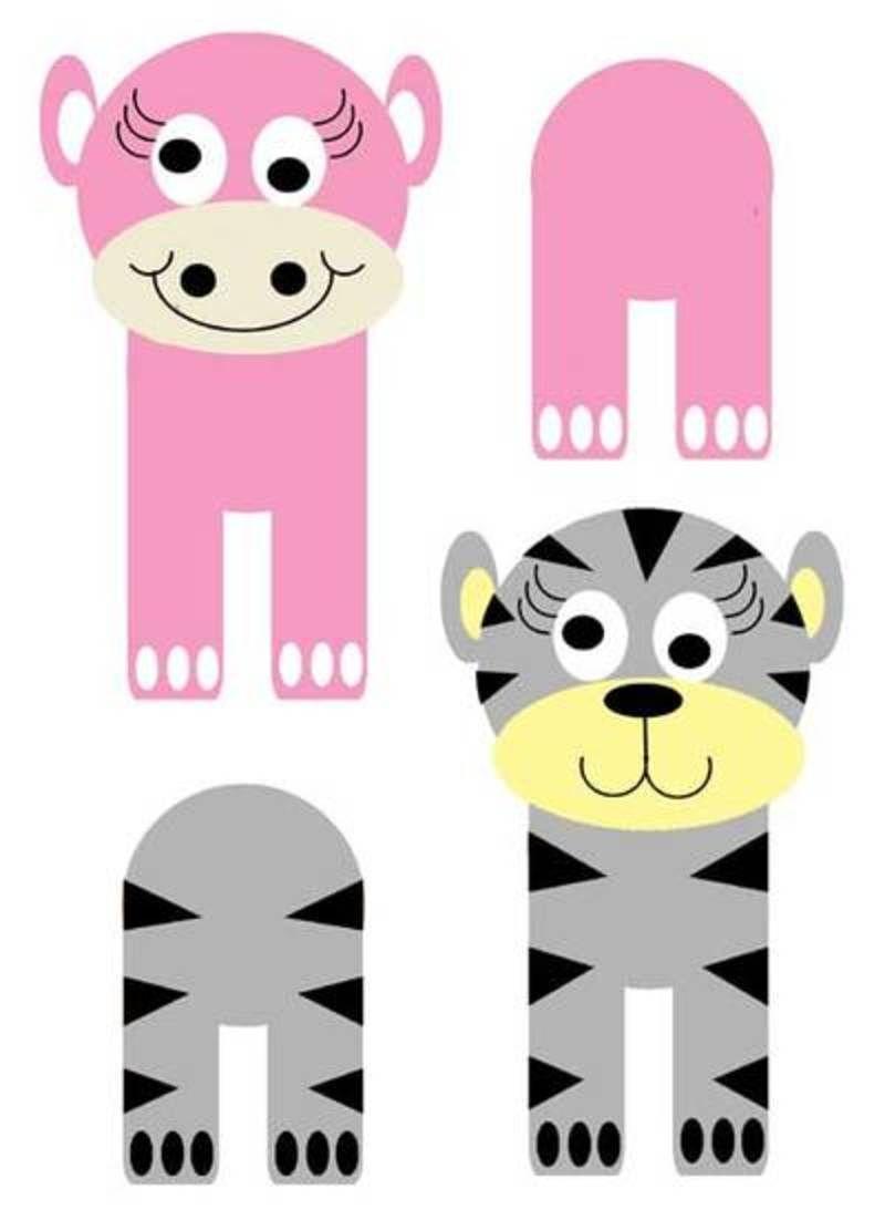 Free Printables Animals Cardboard Tube Cats Printables For Easy Animal Crafts Zoo Animal Crafts Animal Crafts For Kids Animal Crafts