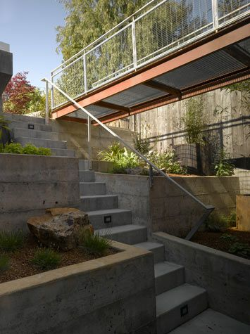 For the upslopes in San Francisco...Levy Art & Architecture