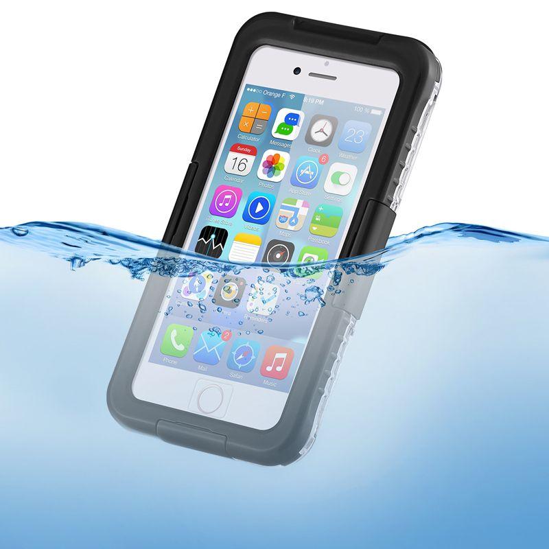 Bakeey ip68 certified underwater 6m waterproof case for