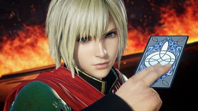 The World of #tiffany: Dissidia FInal Fantasy Arcade Add Ace from FF Type...