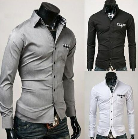 Best Casual Dress Shirts For Men | Dresses and Gowns Ideas ...