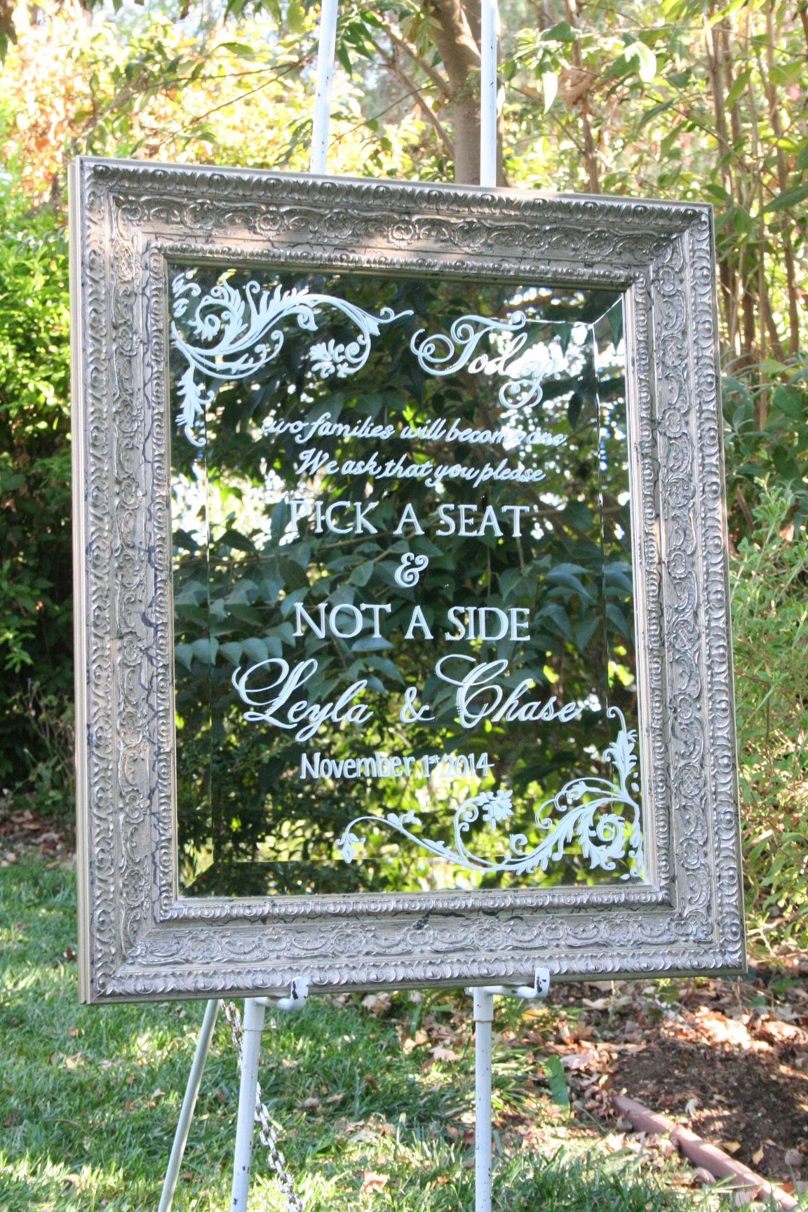 Parisian Framed Mirror Wedding Welcome Design Details. Remedies Signs Of Stroke. Inner Signs. Gemstone Signs. Open Signs. Sunsign Signs Of Stroke. Escalator Signs. Dere Signs. Session Signs